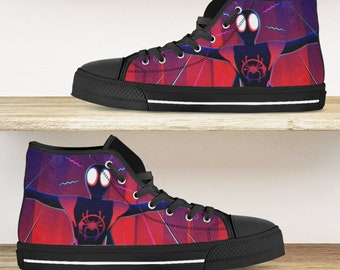 Miles morales shoes | Etsy