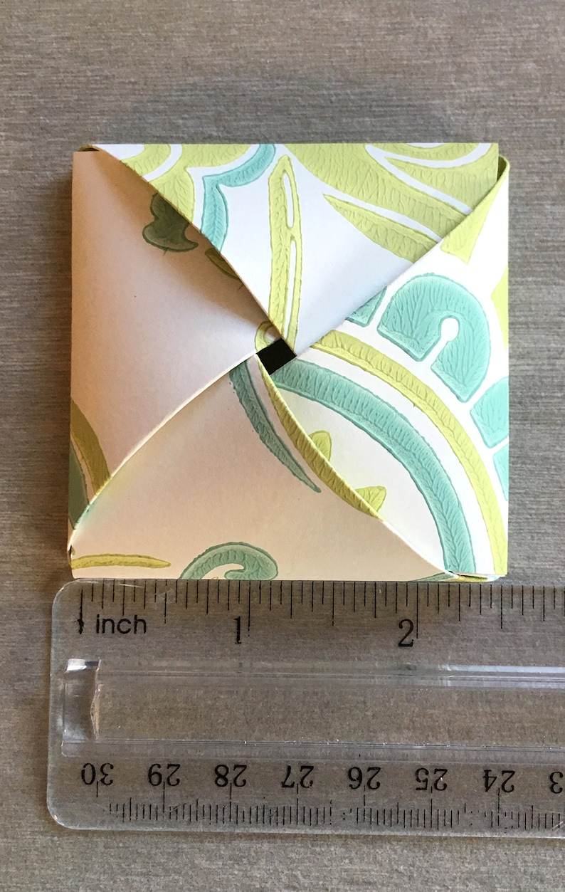 Origami pillow gift boxes set of 6