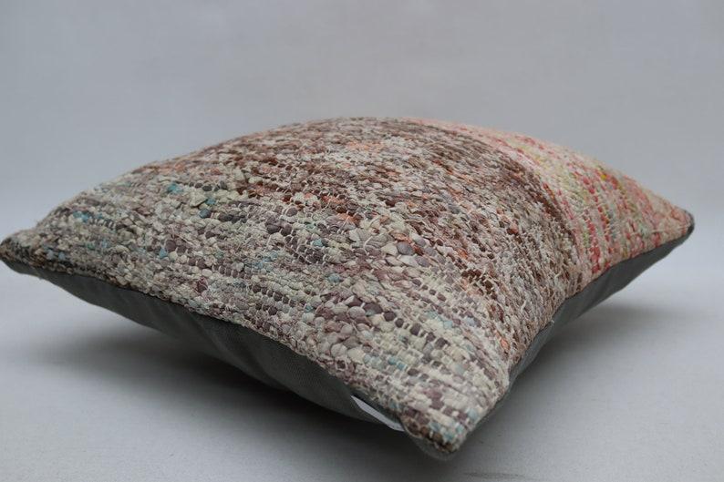 coastal kilim pillow decorative kilim pillow bohemian kilim pillow bedroom decor pillow sofa pillow 16 x 16 inch kilim pillow cover code 359