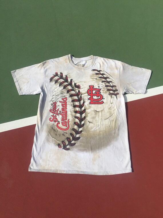Liquid Blue MLB Saint Louis Cardinals Shirt