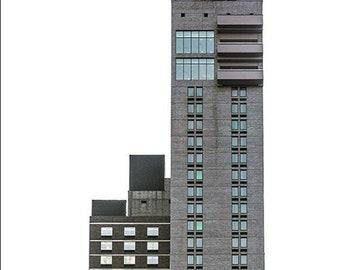 "Aliz Hotel, New York City. Printed on 8""x12"" Fuji Archival Matte Paper"