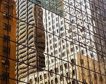 Reflection #1, New York City, New York