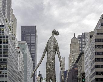 Looks Like Rain, New York City, New York