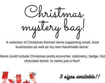 PRE ORDER!! Christmas Mystery Bag!!!