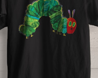 Very hungry caterpillar Shirt T-shirt Unisex Adult More colors