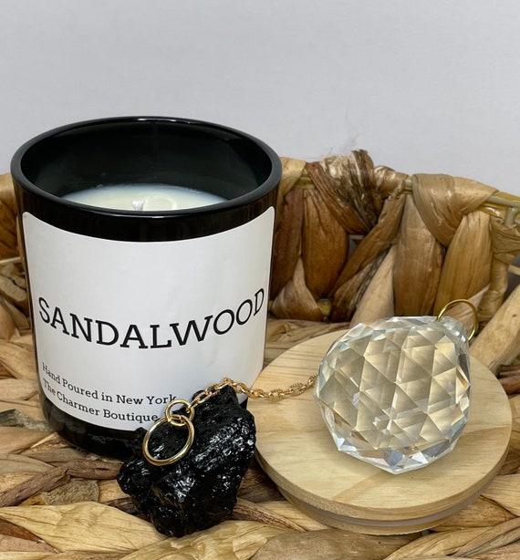 Sandalwood Candle Gift Set
