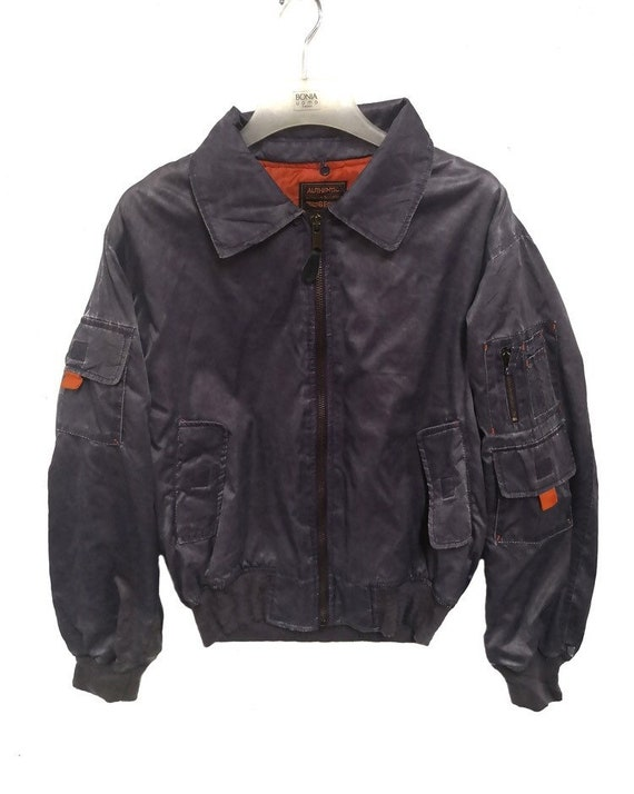 Authentic BE Be-J Model Flight Jacket