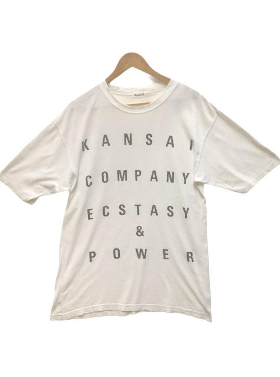 Kansai O2 kansai company ecstacy n power tshirts