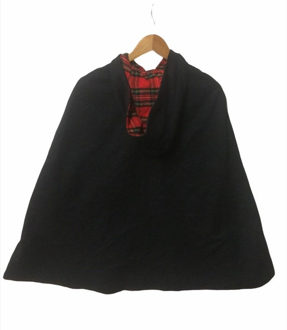 Japanese brand hoodie poncho cloak and Capes