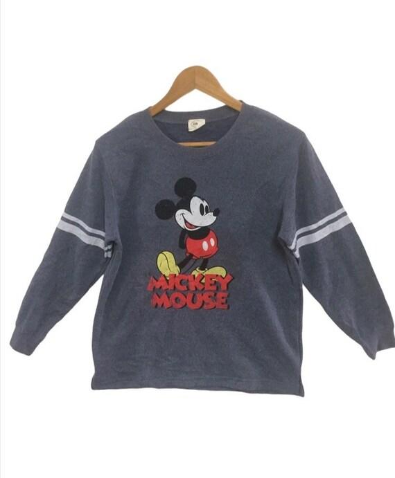 Mickey Mouse Disney Big Logo sweatshirt