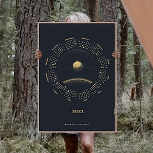 NEW Moon Calendar 2022