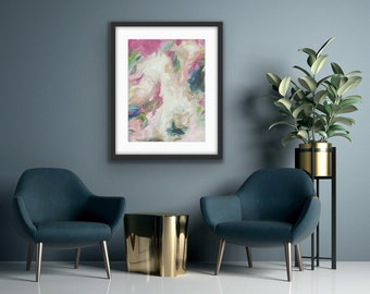Art Print - 'Strawberry After Noon' - multiple sizes available