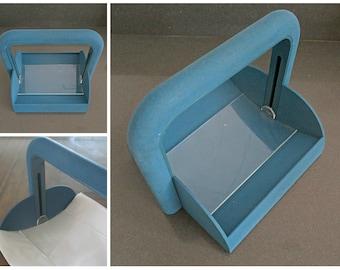 Guzzini napkin holder ,serviette holder,Rede Guzzini,Vintage Guzzini ,Guzzini serviette holder ,Guzzini napkin basket
