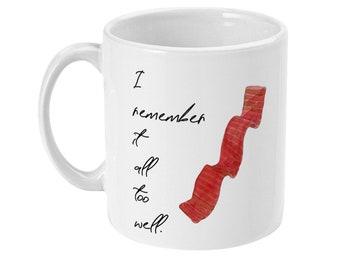 All Too Well Scarf Coffee Mug