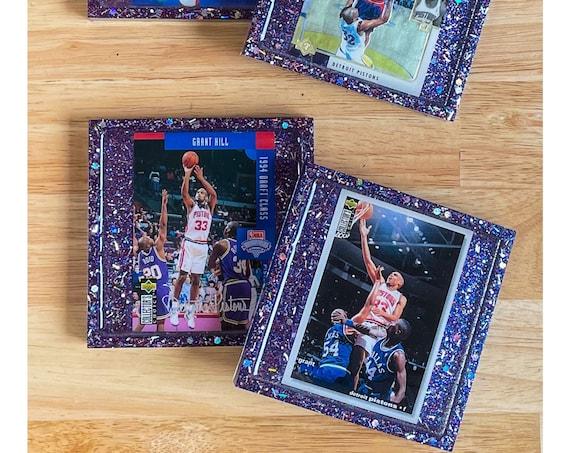 Grant Hill Detroit Pistons Coasters