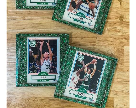 Boston Celtics Coasters