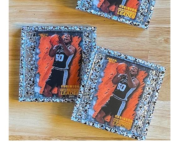 David Robinson San Antonio Spurs Coasters