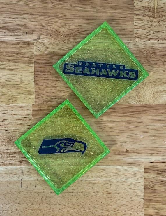 Seattle Seahawks Coasters