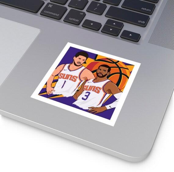 CP3 & Book Sticker