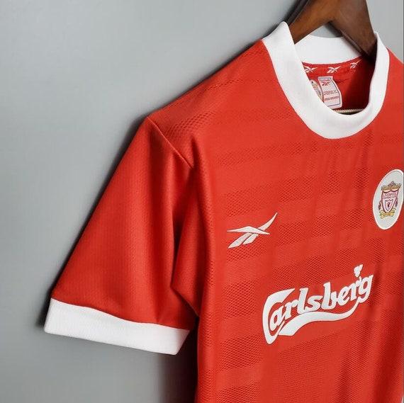 Liverpool 1998 Home Shirt Retro