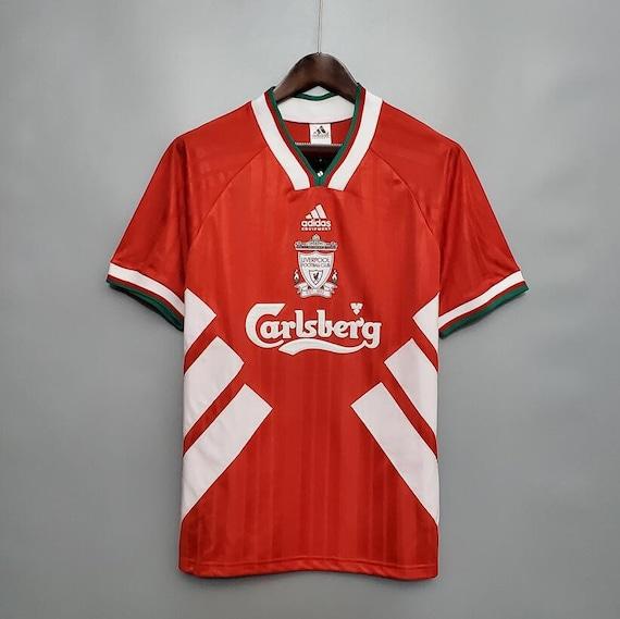 Liverpool 1993 Retro Home Shirt