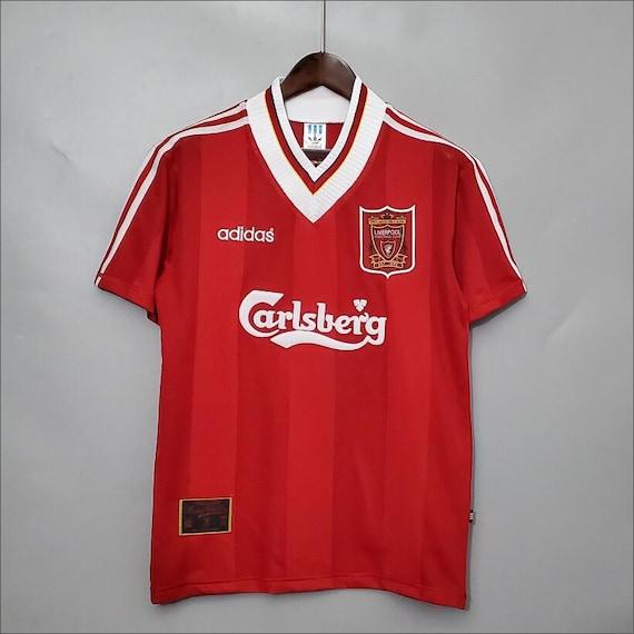 Liverpool 1995 Retro Home Shirt