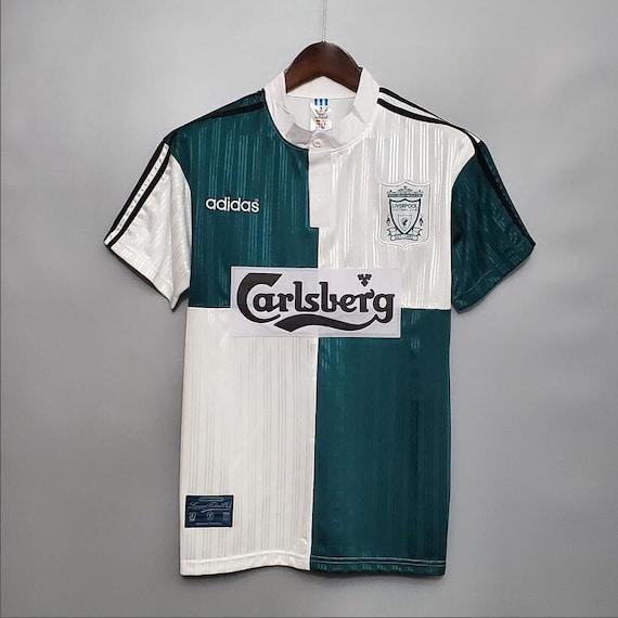 Liverpool 1995 Away Shirt Retro