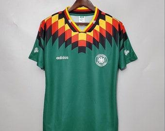 Germany 1994 Away Retro Football Shirt