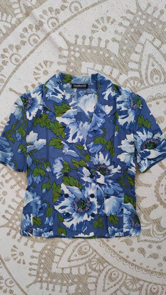 CACHAREL vintage blouse