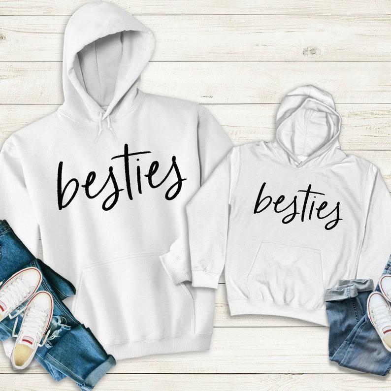 Besties SVG Cricut cut file Svg cut files Tshirt Svg Mommy and Me Outfits Cricut SVG Mommy and me Svg Best friend SVG Best friend gifts Svg