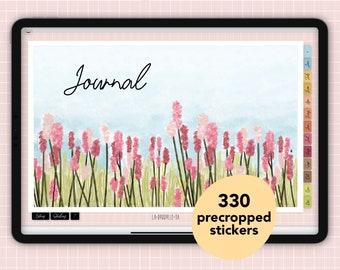 Digital Daily Journal | Digital Diary | Digital Journal Goodnotes | Gratitude Journal Digital | Daily Digital Journal | Journal Goodnotes