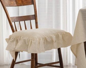 Chair Cushion Cover Etsy