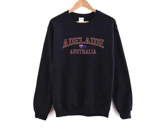 Adelaide Australia Weinlese Retro Sweatshirt