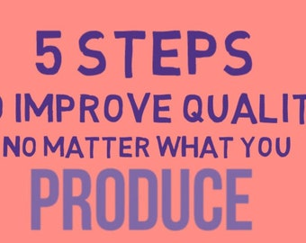 MP4 File 5 steps to Improve Quality no Matter What you Produce - for Social Media or Branding Explainer Video