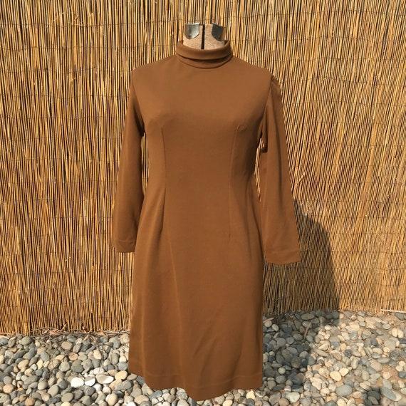 1960's Brown Dress