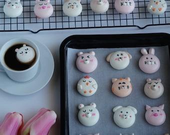 Meringue Cookies 12 pcs