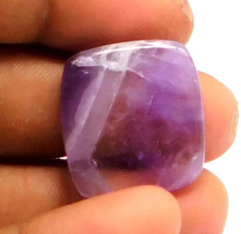 60/% Off  Natural Beautifull Amethyst  Cabochon Unique AA Design Fabulous Loose Gemstone Amethyst  Amazing Quality 1356Cts 5 Pieces