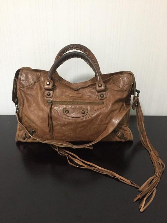 Balenciaga city authentic bag