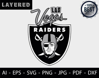 Raiders Svg Etsy