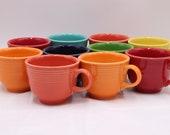 Homer Laughlin Fiesta Cups