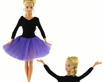 Vintage Barbie Silver Lame Ballerina Tutu #989 With 4 Original Flowers