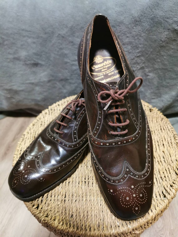 Church's Brown Chetwynd Brogues | Men's Leather Sh