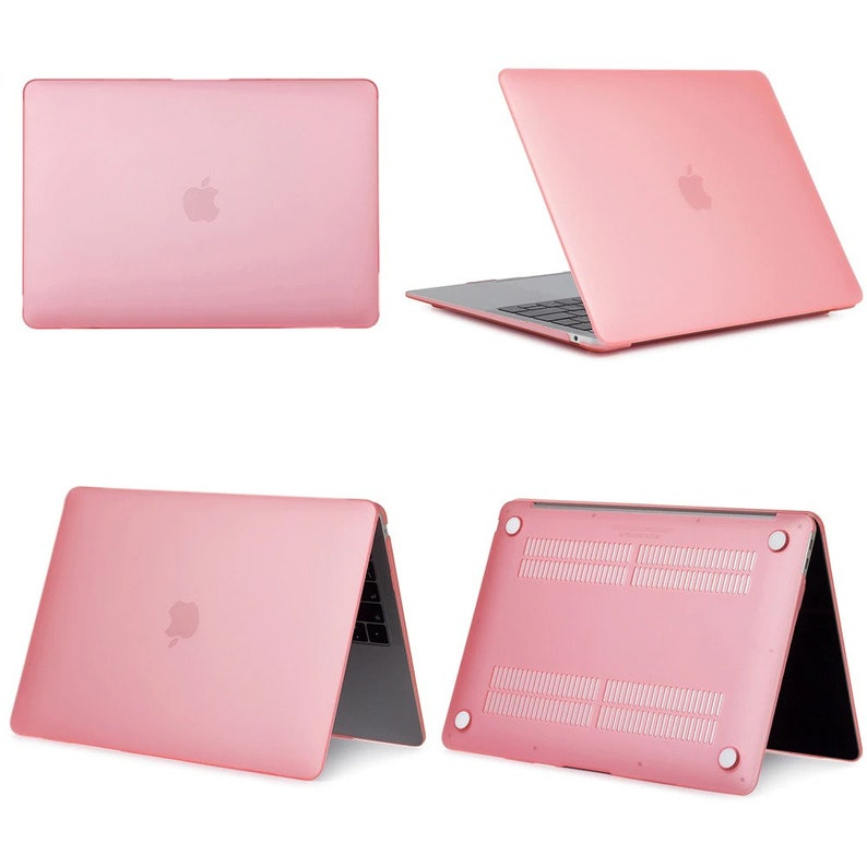 Laptop Case For Macbook Air 13 A2337 A2179 2020 A2338 M1 Chip Pro 13 12 11 15 A2289 New Touch Bar for Mac book Pro 16 A2141 Case