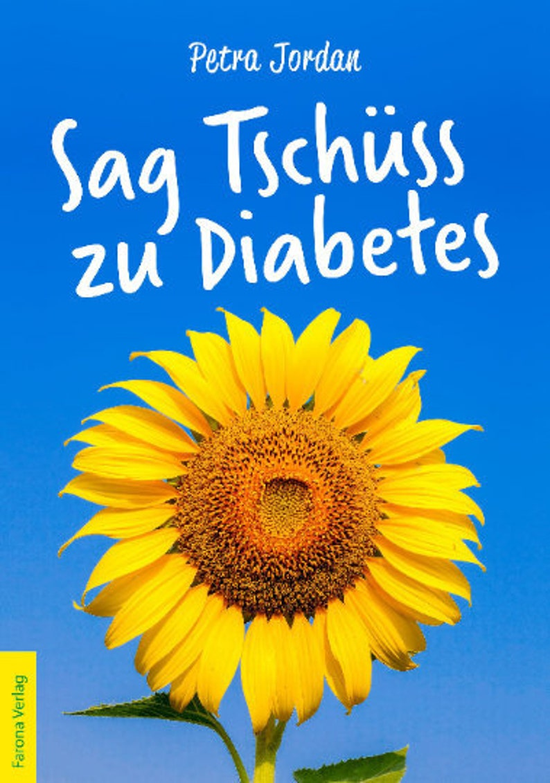 eBook  Sag Tschüss zu Diabetes von Petra Jordan Epub-Datei image 0