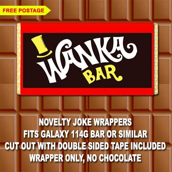 Moist Chocolate Bar Wrapper Novelty Joke Funny Rude Gift  Birthday Valentines