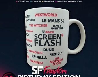 SF TASSE - Birthday Edition 2021