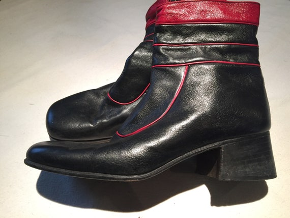 70's vintage mens boots