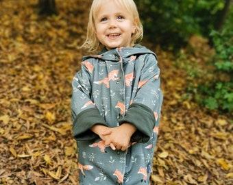 Reversible Jacket Baby // Reversible Jacket Fuchs Children