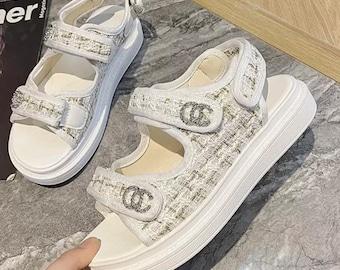 Luxury summer sandals