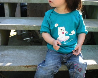Christian Baby and Toddler Tee - For I know the plans I have for you.